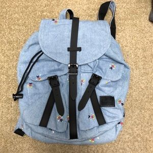 Herschel Mickey Mouse Backpack.